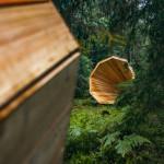 estonian-students-forest-megaphones-library-rooms-voru-county-designboom-02